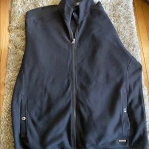 NWOT! Calvin Klein zip-up sweater.